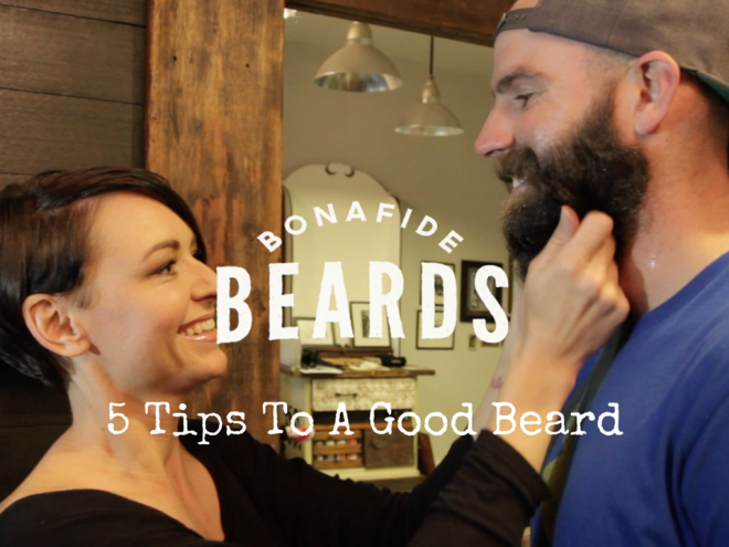 5 Tips To A Good Beard