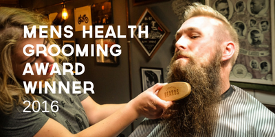 Mens Health Award Winning Beard Brush